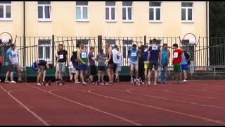 Студенты лёгкая атлетика