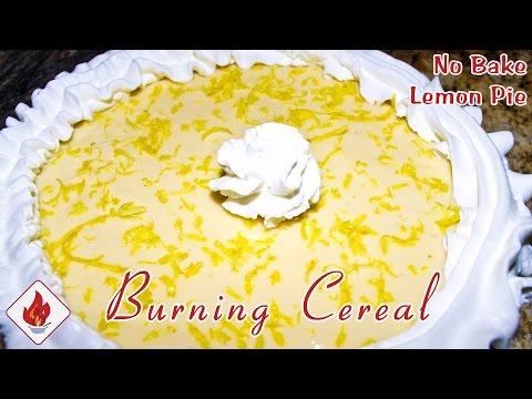 No Bake Lemon Pie - RECIPE