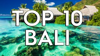 ✅ TOP 10: Things To Do In Bali