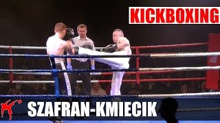 Gołdap Fight Night: Damian Szafran vs Wiktor Kmiecik