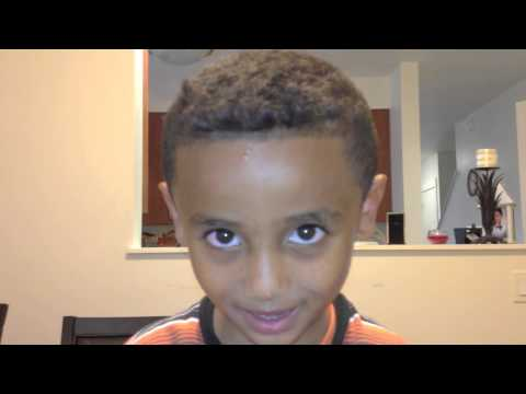 Interview US born Eritrean after he visited Asmara for the first time   720p