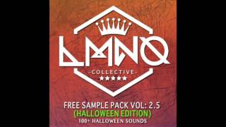 FREE HALLOWEEN SAMPLE PACK (100+ FREE SAMPLES/SOUNDS/SFX)