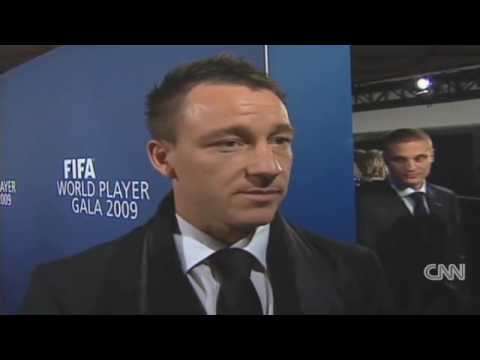 Terry and Gerrard on Lionel Messi