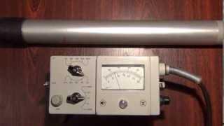 Дозиметр радиометр СРП 68-01 (СРП68, СРП 6801, СРП-68). Сцинтилляционный геологоразведочный прибор.(, 2013-10-29T06:58:09.000Z)
