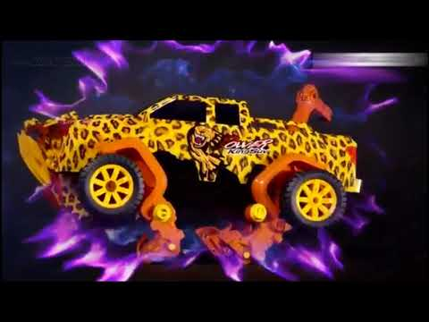 ZIGO TECH  remote control car and leopard tranformed video