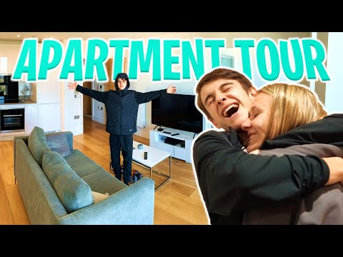 OUR BRAND NEW LONDON APARTMENT TOUR!