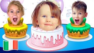 Canzone di compleanno Canzoni per bambini   Five Kids