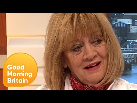 Amanda Barrie Says She's Lived Her Life 'Backwards' | Good Morning Britain