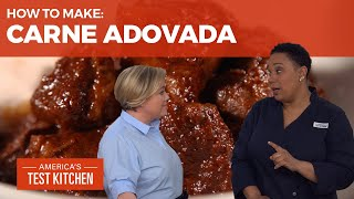 How to Make Carne Adovada