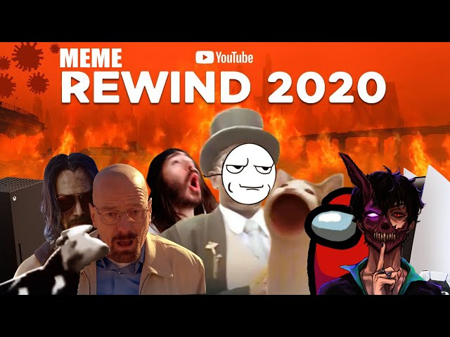 Youtube Rewind 2020 (FlyingKitty's Part Extended)