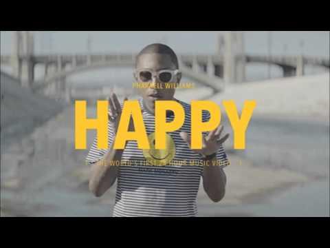 Pharrell Williams-HAPPY  [Free Download]