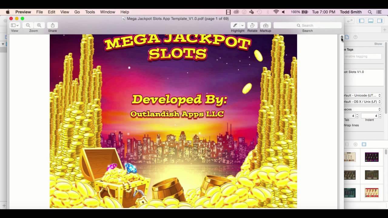 Mega Jackpot Slots