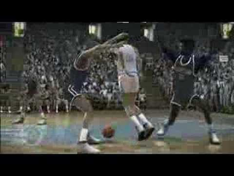 NCAA March Madness 08 Exclusive Classic Teams HD Trailer