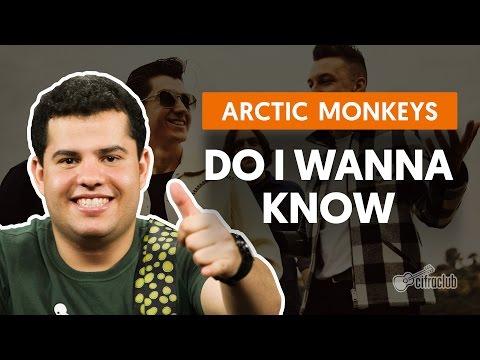 Do I Wanna Know - Arctic Monkeys (aula de guitarra)