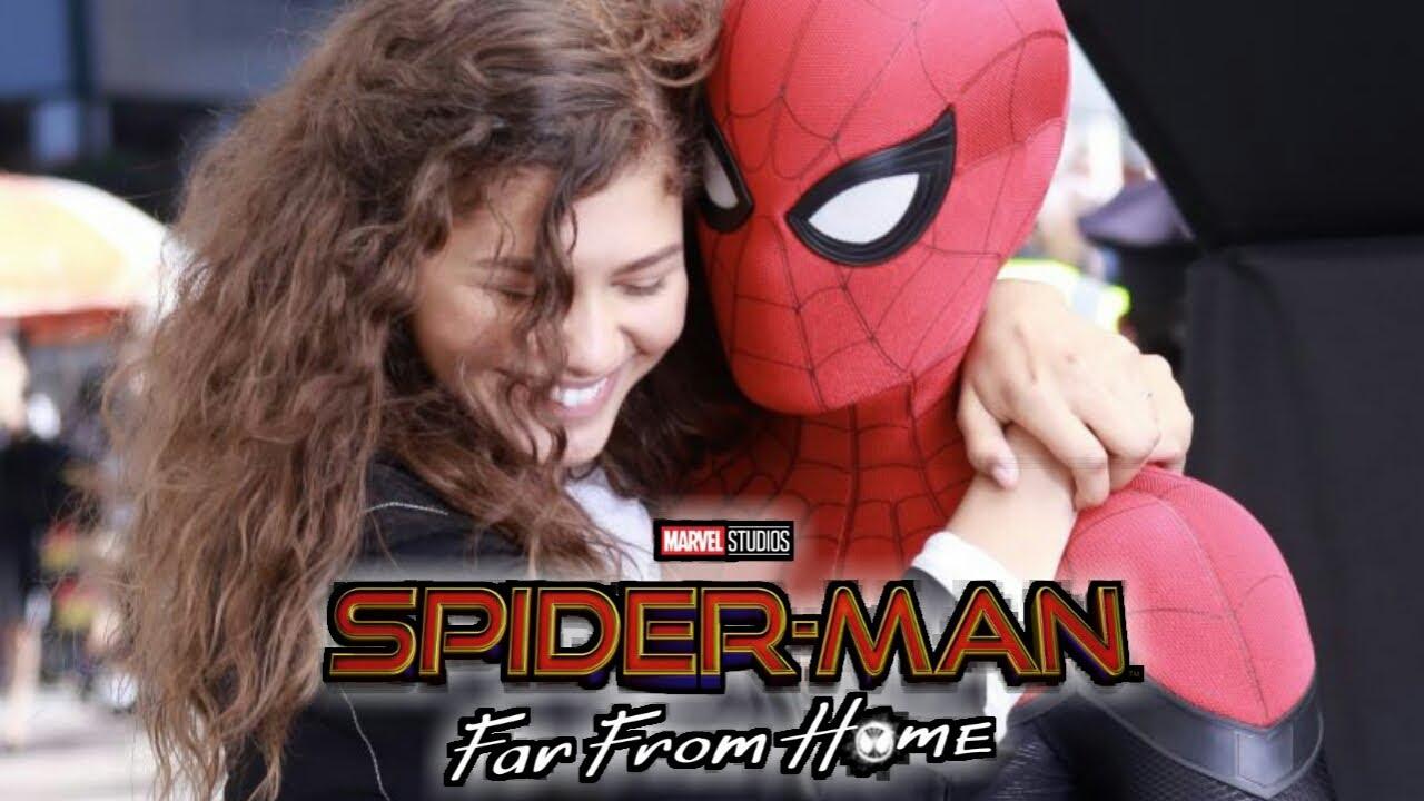 nossa! michelle descobriu que o peter É o homem-aranha em spider-man