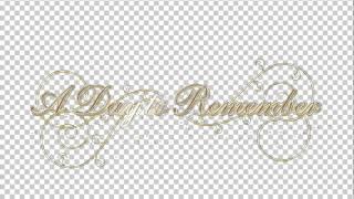 Свадебная надпись 1(англ.яз)        слайд шоу, слайд шоу из фотографий