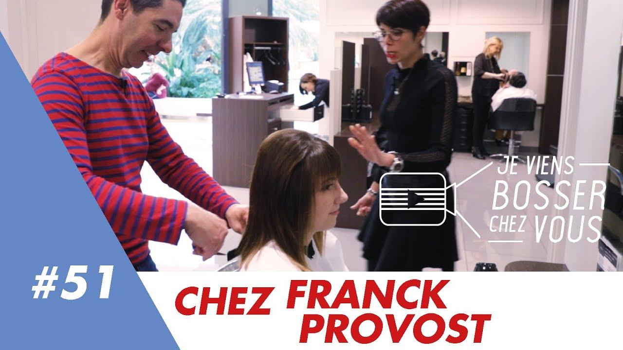 Salon de coiffure Franck Provost La Roche sur Yon 85000