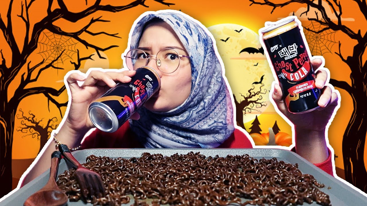 Download REALISTIC GHOST PEPPER CHALLENGE [Halloween Edition] | #101 Hidup Shazz
