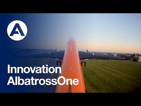 AlbatrossOne: Revolutionising Aircraft