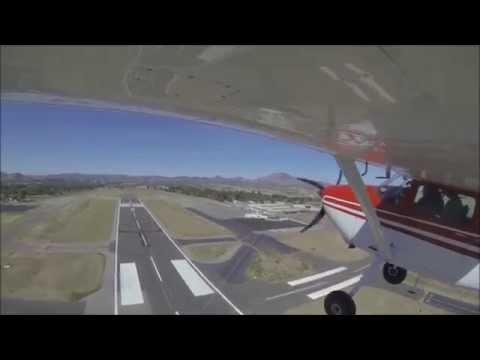 Dan Cessna185 Alamo Lake AZ