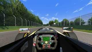 Assetto Corsa Update 0.3 - 1080p PC gameplay in a Formula Abarth