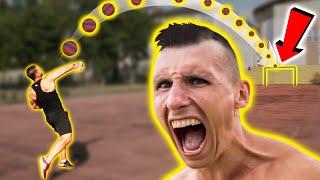Szalony *Trick Shot Challenge* Warszawski Koks