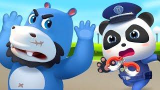 Bayi Panda Super Cerdik | Menangkap Pencuri | Kumpulan Film Panda | BabyBus Bahasa Indonesia