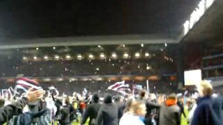 Aston Villa 6-4 Blackburn: Pitch Invasion!