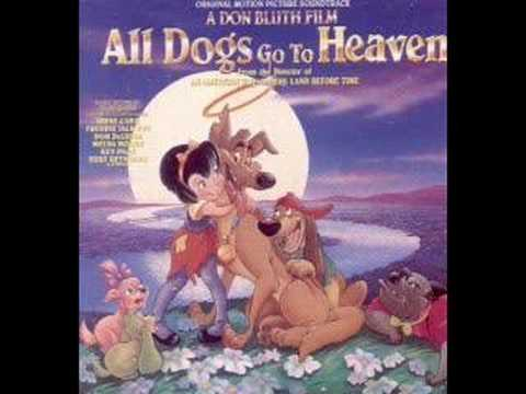 All Dogs go to Heaven - Love Survives