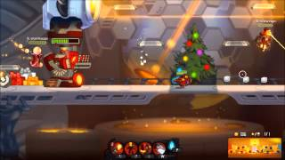 AwesomeNauts - Game 2 - Gameplay - With Blitz and Gamer