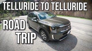 Telluride to Telluride Testdrive