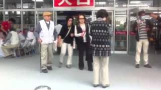 本日より開店セール.