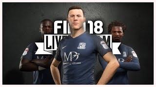 Fifa 18 manager mode - southend united, premier league champions?!