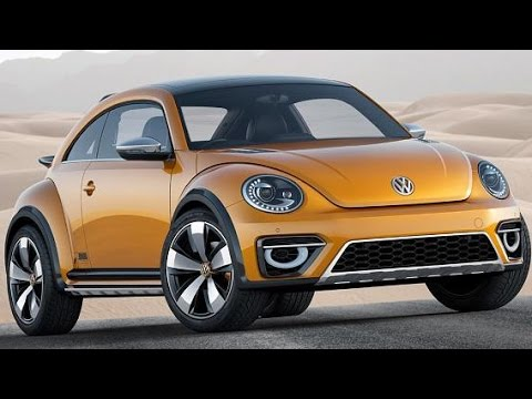 2017 VW Beetle Dune Review Rendered Price Specs Release Date