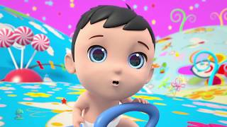 Hush Little Baby | Nursery Rhymes Songs for Children | Kindergarten Cartoons by Little Treehouse