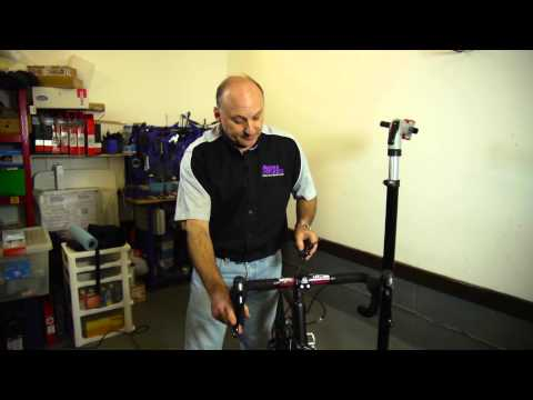 How To Tighten A Loose A Headset On A Road Bike With Steve From Bikefixers