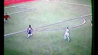 Arif Isayev's nice goal
