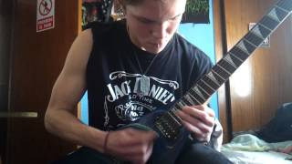 Bodom Beach Terror - Children of Bodom Cover W/Solo
