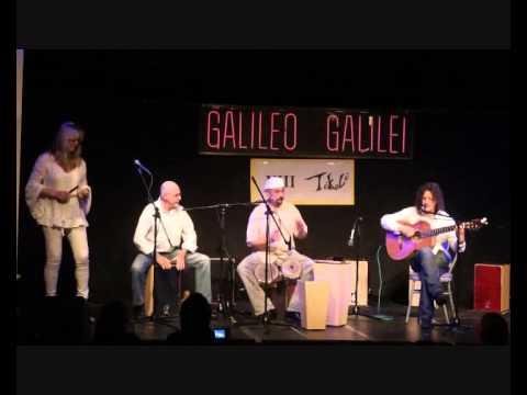 VIII Tókalo. David Parada Quartet.