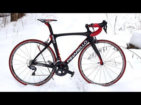 PINARELLO DOGMA F10   Самый красивый и быстрый велосипед!!!