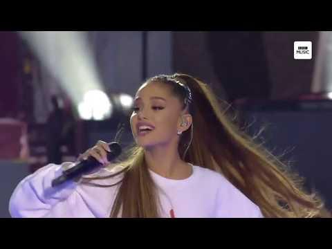 Ariana Grande - Love Me Harder Live (One Love Manchester)