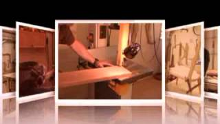 Building An Elegant Rocking Chair Dvd And Template