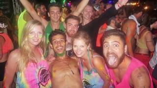 The Best Full Moon Party Ever - Thailand