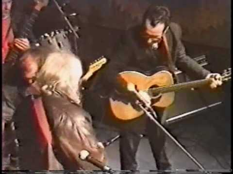 Elvis Costello with Jerry Garcia - You Win Again