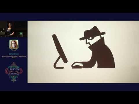 Whistleblowing 101 - Esther Kok - Laracon EU 2015