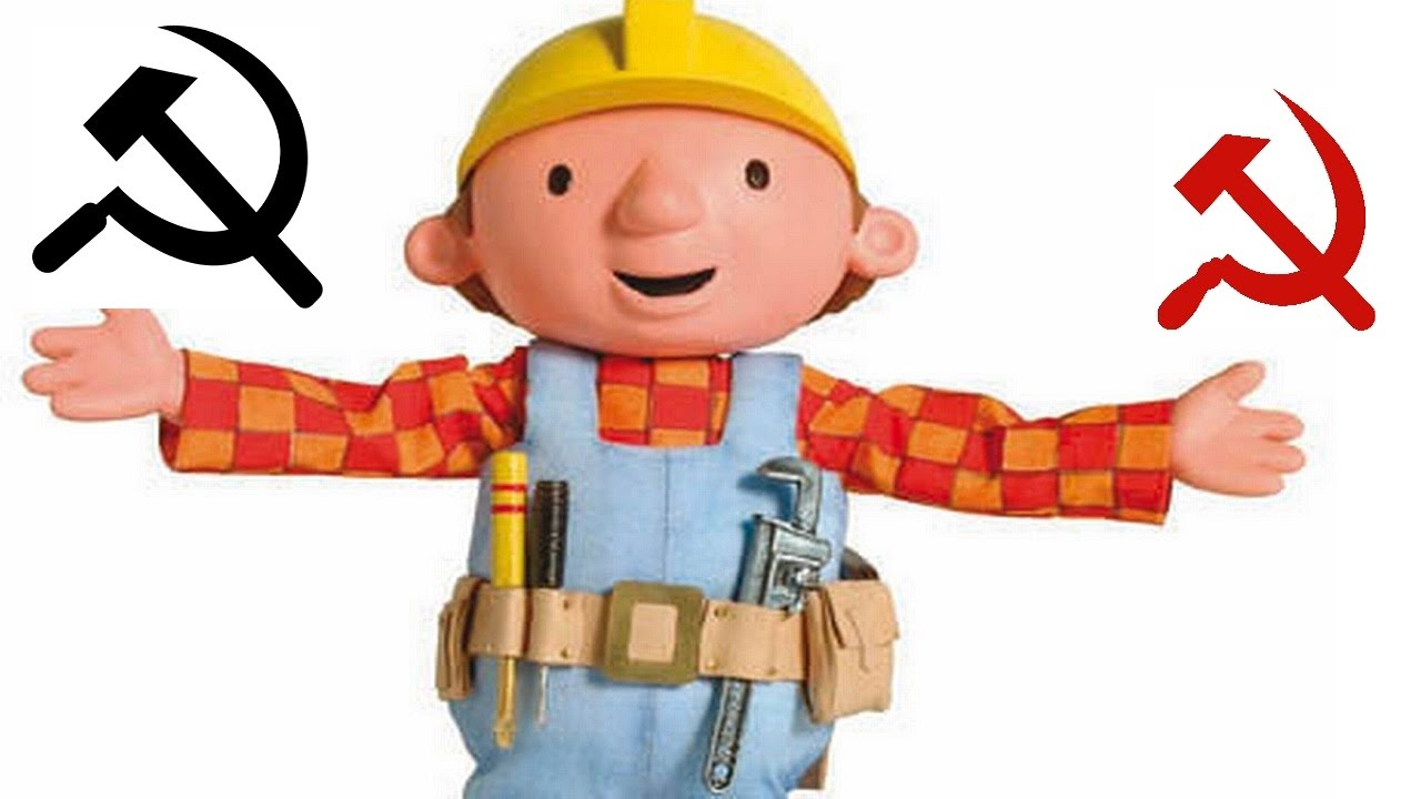 Bob The Builder theme but the word builder is replaced with Soviet Music -  YouTube