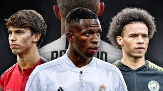 10 Players Who Could Be The Next Cristiano Ronaldo!