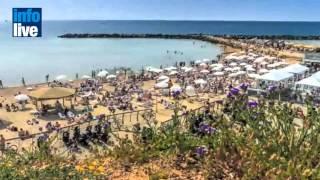 قضية الشواطىء في تل ابيب