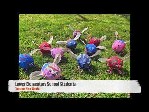 Both Ends of the Rainbow: Peachtown Elementary School