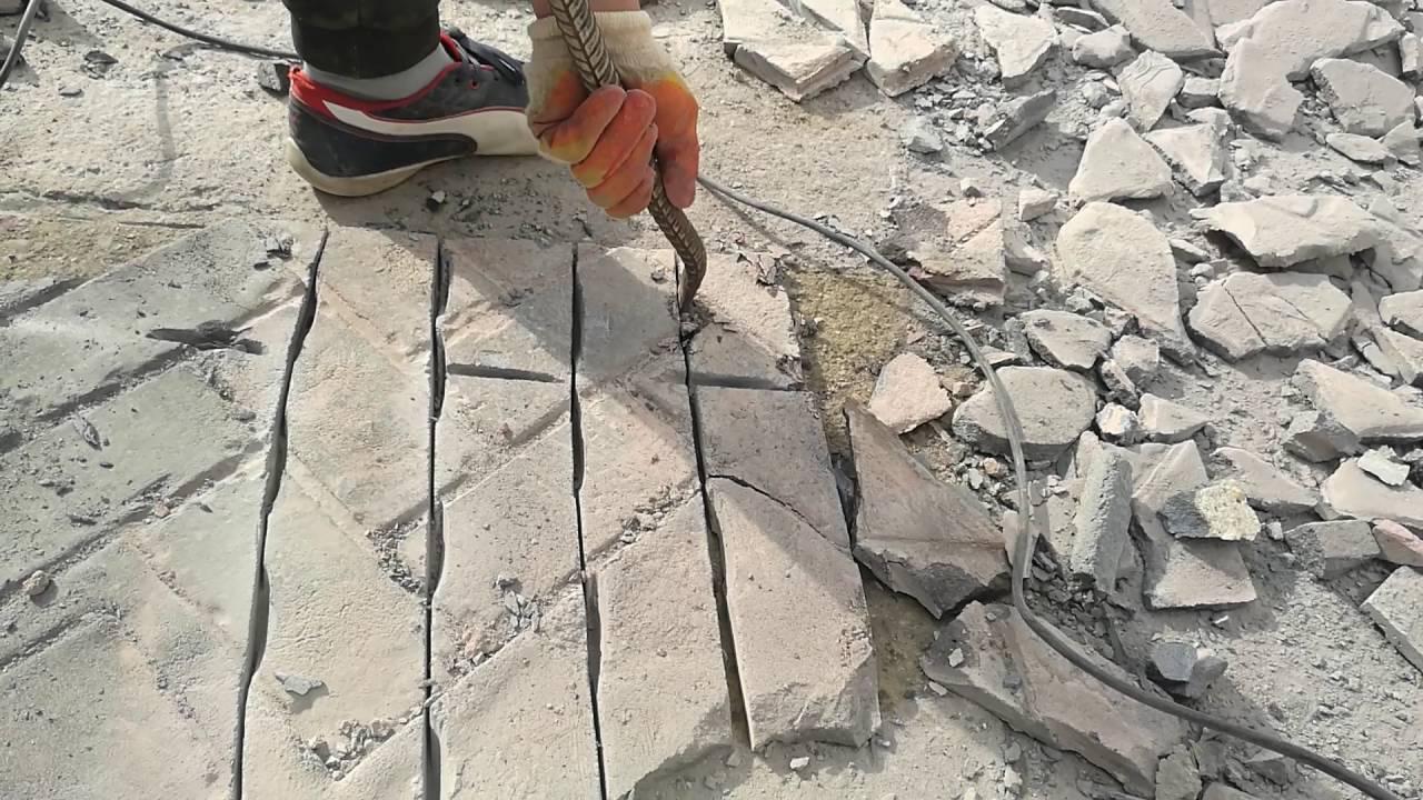 штампы для бетона своими руками видео